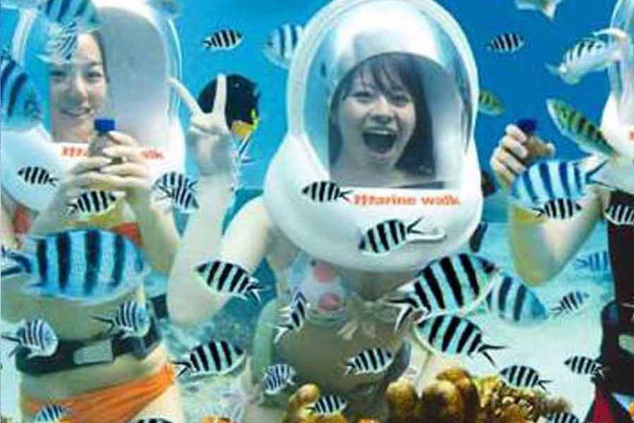 Bali Ocean Walker Tour