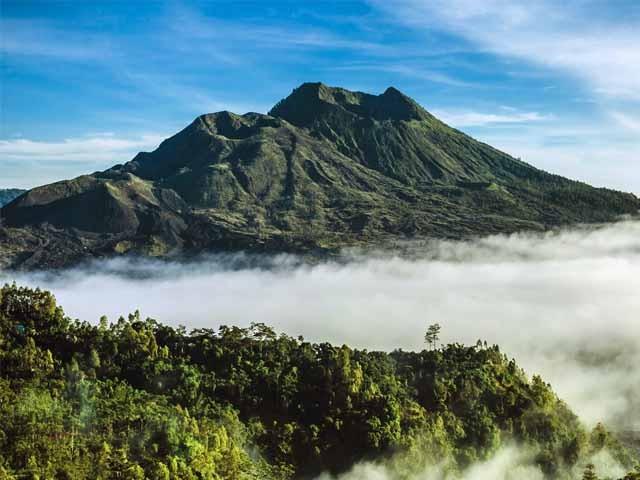 Kintamani Village for Volcano View